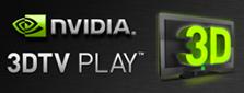 nVidia 3DTV Play Logo